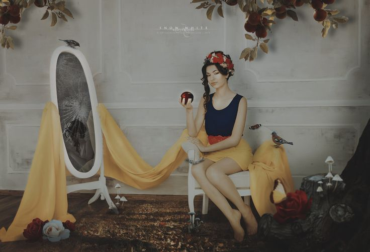 Snow White by dreamswoman on DeviantArt