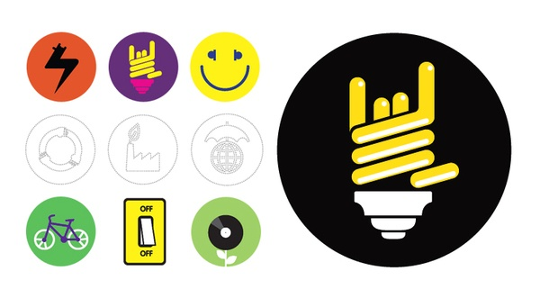 Icons - SWU Music & Arts Festival by Nelson Balaban, via Behance