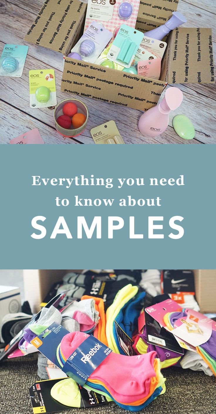Love free samples? We have the best samples and you don't have to provide a credit card to pick what you want. You're missing out on saving money if you're not getting free samples!