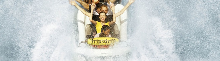 Things to do in and around Heidelberg: Tripsdrill Amusement Park