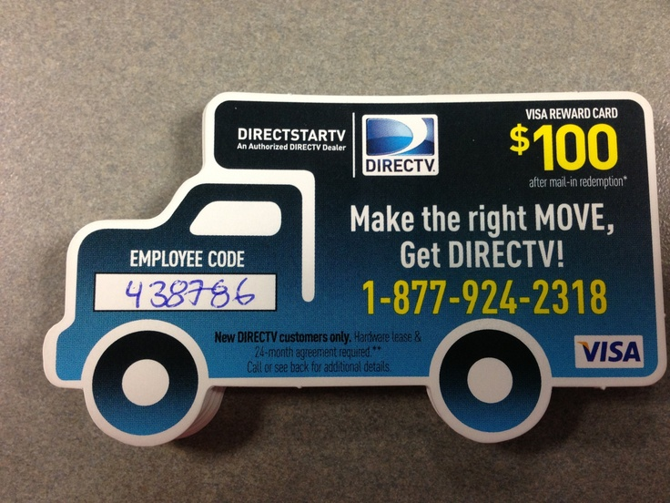 DIRECTV Deals. Get a $100 Visa gift card when you sign up through ...