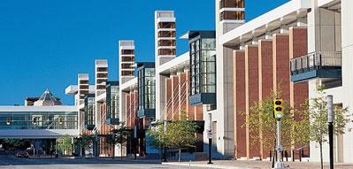 Richmond Convention Center, Richmond, VA.