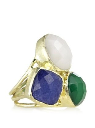 72% OFF Betty Carre Three Stone Ring
