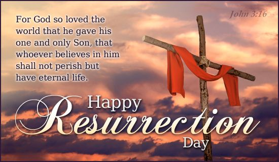 Free Happy Resurrection Day eCard - eMail Free Personalized Easter Cards Online