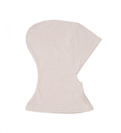 nude turtle neck hijab cap