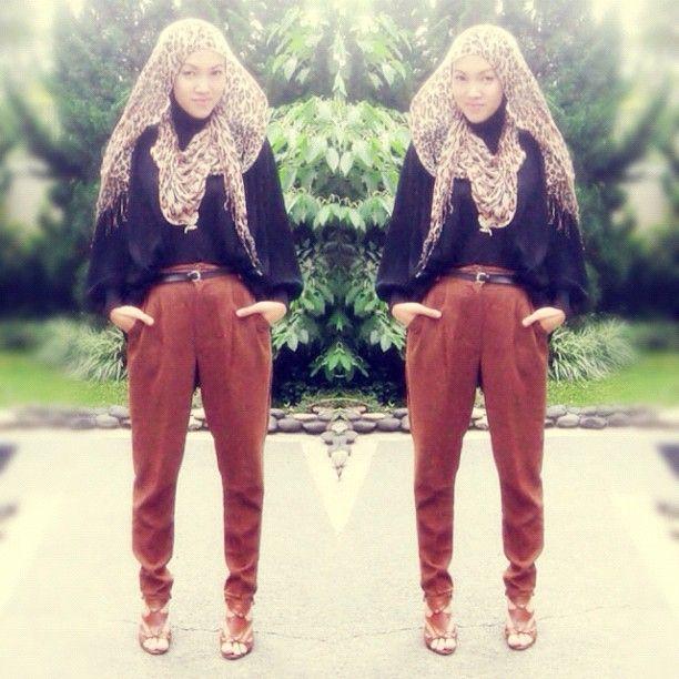 hijab street style | Hijab Street Style | beautywithhijab