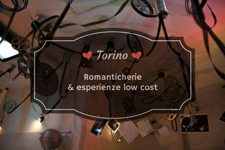 Itinerario a piedi per scoprire i luoghi più romantici e ricchi di storia di Torino, tra low cost e romanticherie. Leggi la mia guida! http://www.thegirlwiththesuitcase.com/2016/10/torino-itinerario-tra-romanticherie-ed-esperienze-low-cost.html
