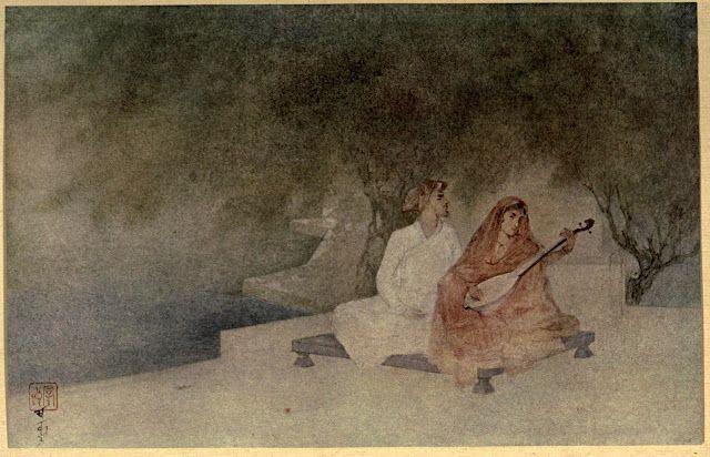 nishat-by Abanindranath Tagore