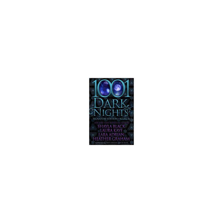 1001 Dark Nights Bundle Seven (Paperback) (Shayla Black & Laura Kaye & Lara Adrian & Heather Graham)