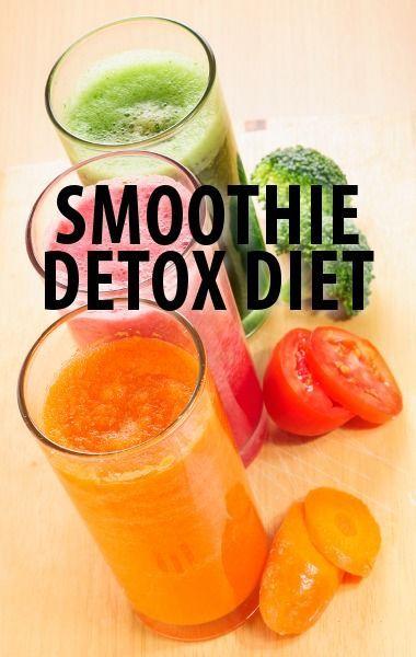 How to do a Body Detox | Here's a smoothie detox diet you should give a shot.  | Beauty Tips DIY from MakeupTutorials.com #BeautyTipsDIY #MakeupTutorials