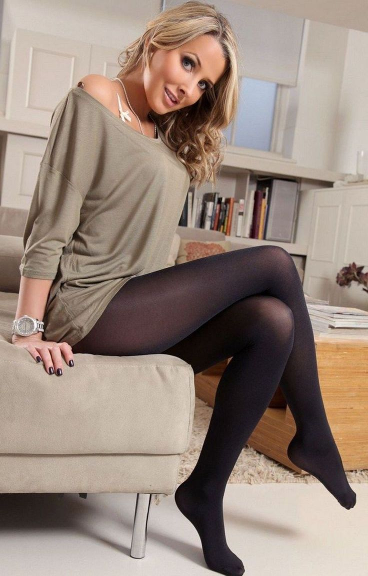 Adult Fever Pink Opaque Tights