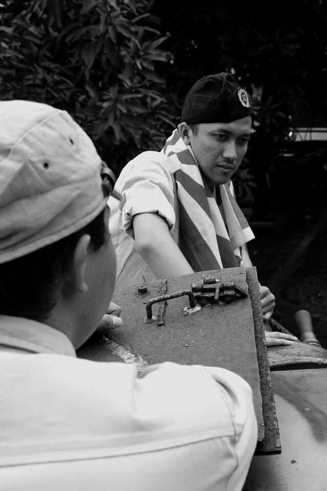 Historie van Bandung.   Artist: Arief, Nabil  /   Photographer: Abah Ribhan