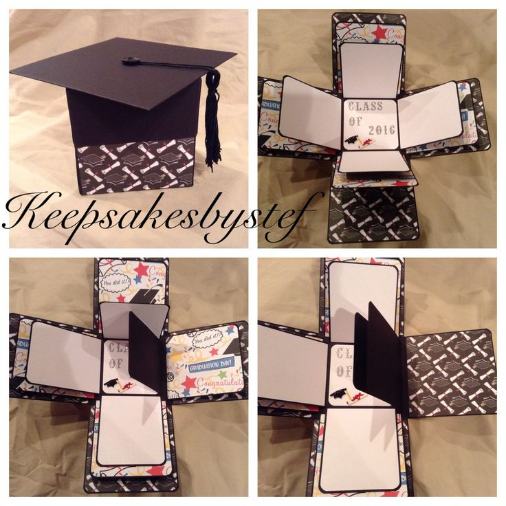 "Etsy coupon ""yousave15"" Explosion Box Photo Album  - Graduation Exploding box by Keepsakesbystef on Etsy Etsy coupon-YOUSAVE15"
