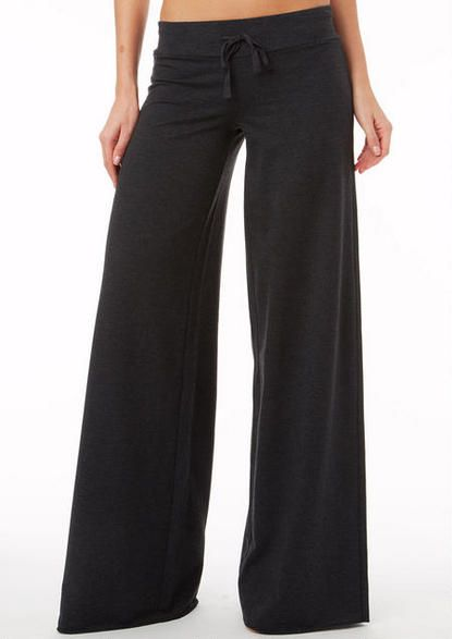 Wide-Leg Lounge Pant - View All Pants - Pants - Clothing - Alloy Apparel
