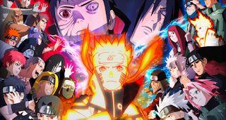 Naruto shippuden audio latino capitulo 96 - Boruto Uzumaki