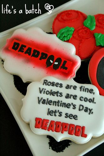 valentines day deadpool