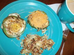 17 Day Diet – Cycle 1 Friendly Pepper Egg Rings | Mompetent: A Mommy Blog