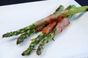 Image of Prosciutto Wrapped Asparagus from Foodell