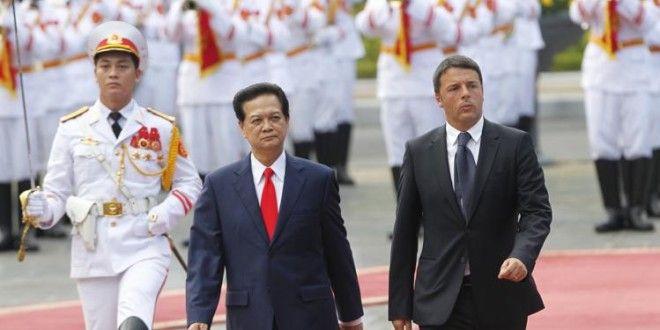 #Renzi in #Vietnam, prima tappa a Oriente per dare maggiore impulso ai rapporti bilaterali. Per leggere l'articolo clicca sulla foto.