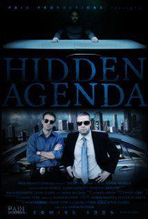 Watch Hidden Agenda (2015) Online Free
