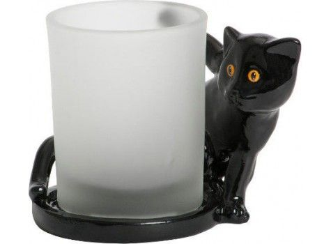 Cube 10 Yankee Candle Black Cats Votive Holder