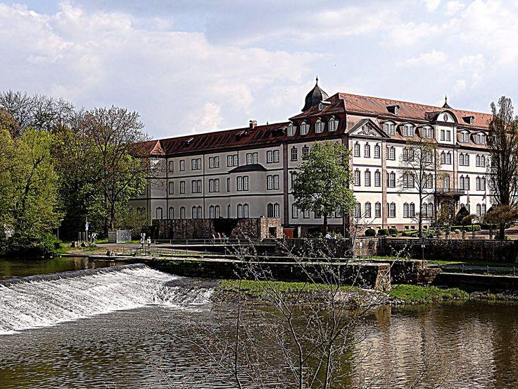 Lovely https flic kr p GKVCxS Rotenburg an der Fulda Mit Blick auf das Schloss Die Stadt liegt s dlich des St lzinger Gebirges im engsten Bereich des