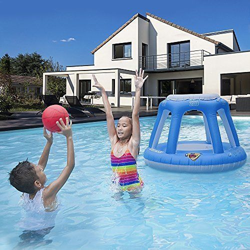 Best 25 Water Pool Games Ideas On Pinterest Water Birthday Parties Pool Games And Fun Water