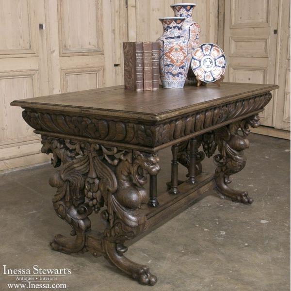 Antique Furniture Desks amp Secretaries 19th