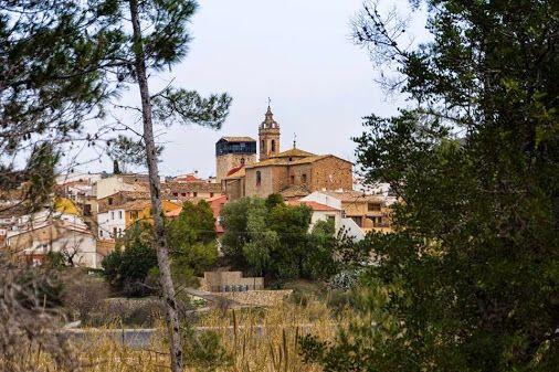 La torre medieval es el monumento más representativo de Alcalalí y junto con la Iglesia conforman un importante patrimonio. #alcalali #interior #costablanca #comunitatvalenciana