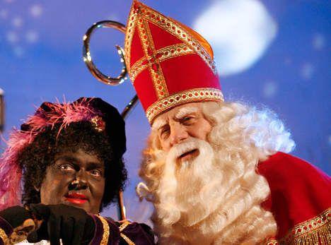De echte Sinterklaas