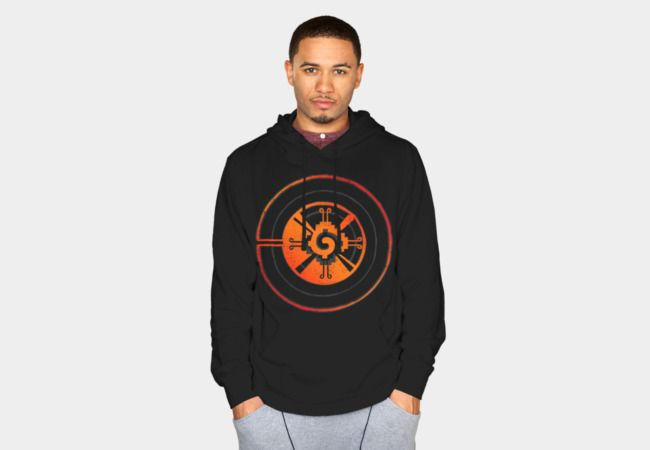 Good Vibes Abstract Symbol Cool Geometry Sweatshirt - Design By Humans
