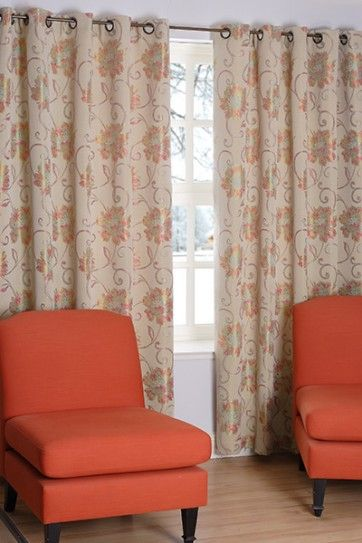 VERONA CHARTREUSE CURTAINS