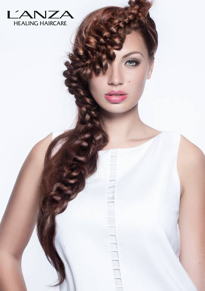 L'ANZA Live Photo Shoot took place at the International Beauty Show in Orlando, Florida May 31- June 2 2014 creating and capturing some amazing L'ANZA Looks!