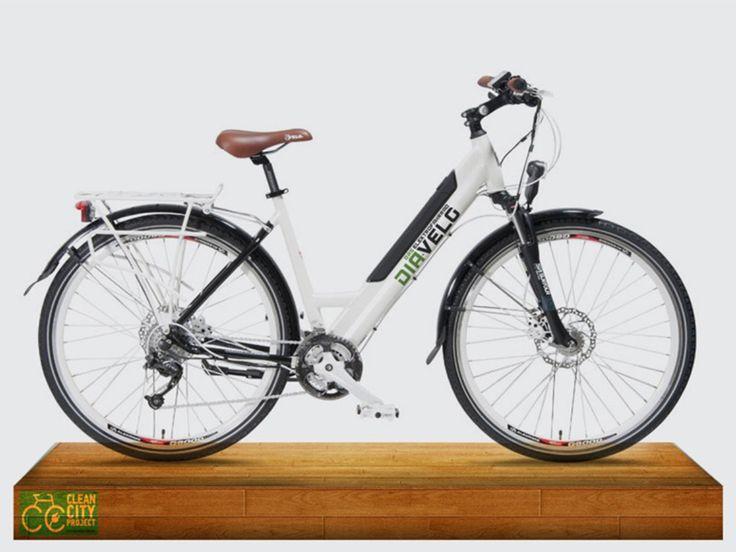 Ηλεκτρικά Ποδήλατα : Diavelo Pedelec Estora Urban
