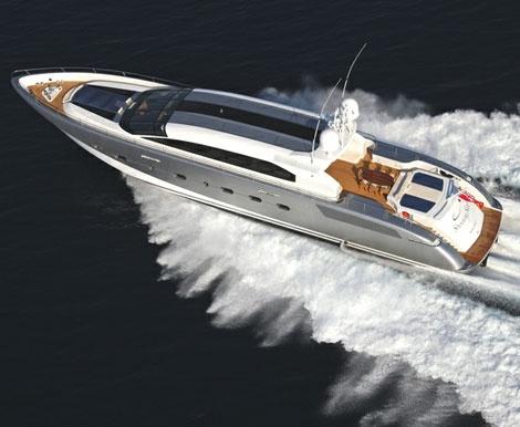 Luxury Yacht Shooting-Star