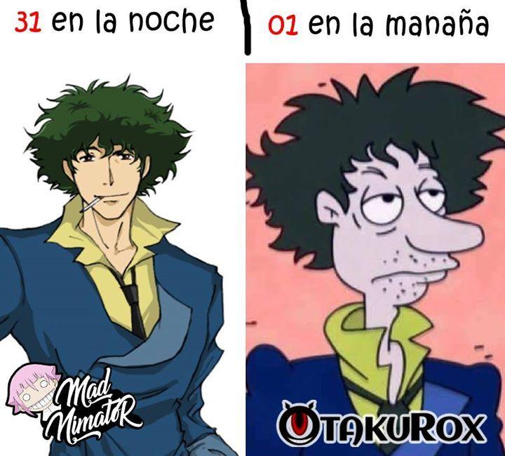 Yo todos los años :v Felices Fiestas Chavales!! espero la pasen chido! Madnimator<<< El men de los chiste flojos sígueme para mas memes! . anime meme en español