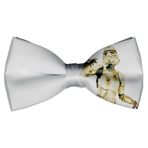 Sweet bow ties // ja poca madre star wars bow tie todo el outfit d un geek