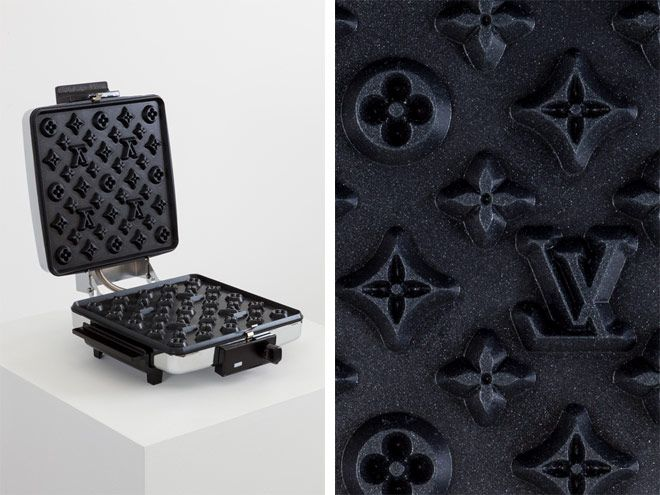 Louis Vuitton Waffle Maker – Andrew Lewicki