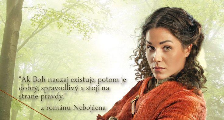 Citát z románu Nebojácna | Vydavateľstvo i527.net