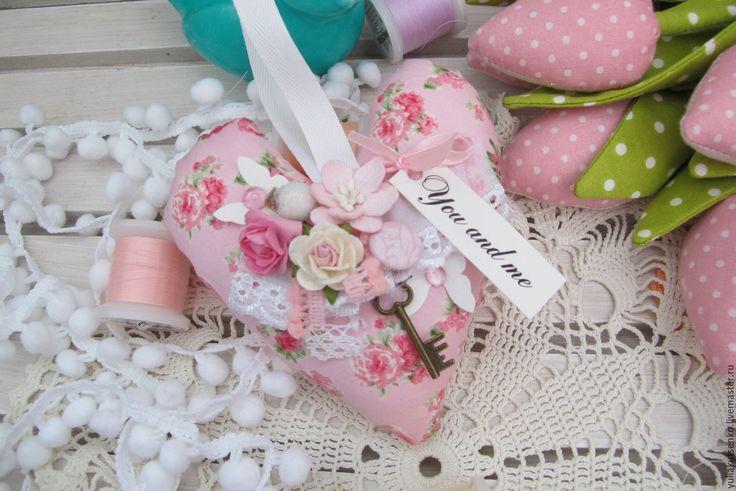 Купить Валентинка -сердечко 3 - розовый, 14 февраля, 14 февраля подарок