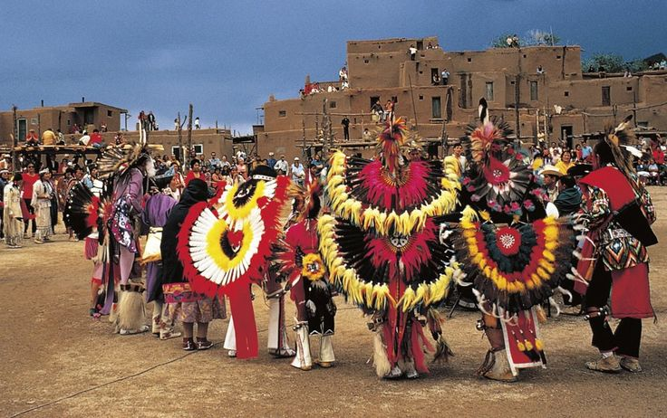 New Mexico is the only place with a living Native American community (Taos Pueblo) designated both a World Heritage Site by UNESCO and a National Historic Landmark.