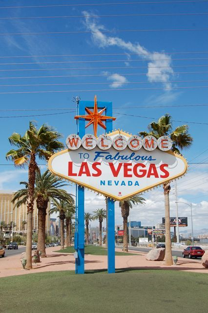 6 Selfies You Have To Take In Las Vegas #refinery29  http://www.refinery29.com/win-las-vegas-cosmopolitan-hotel-vacation#slide-1  Under The Welcome To Fabulous Las Vegas SignBefore you hit the slots, brave the buffets, or snap of pic of your #hotdoglegs by the pool, pay a visit to Sin City's most iconic sign. Smile — you have arrived! ...