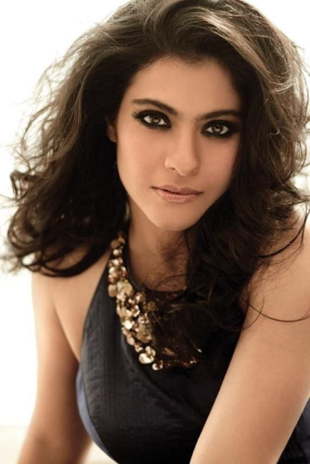 Bollywood actress Kajol #bollywood- I need to do this eye make up!