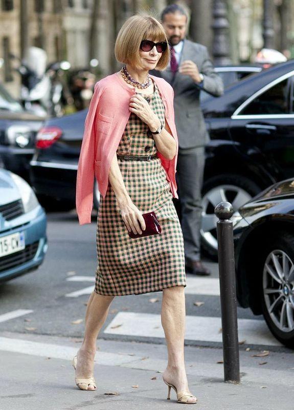 16 модных приемов, которым учат иконы стиля старше 45 лет - Страница 2 из 2 - Женская логика
