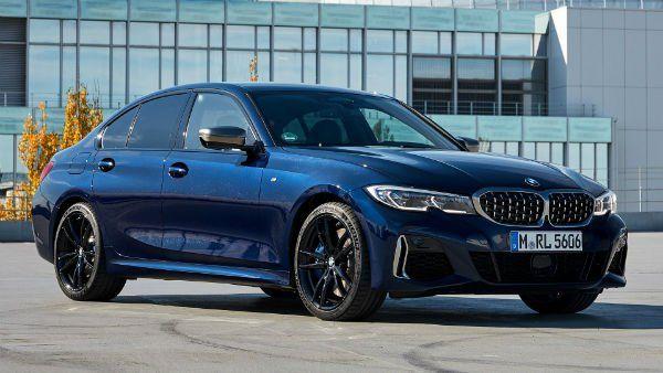 2020 Bmw M340i Xdrive In 2020 Bmw Bmw Compact Blue Car