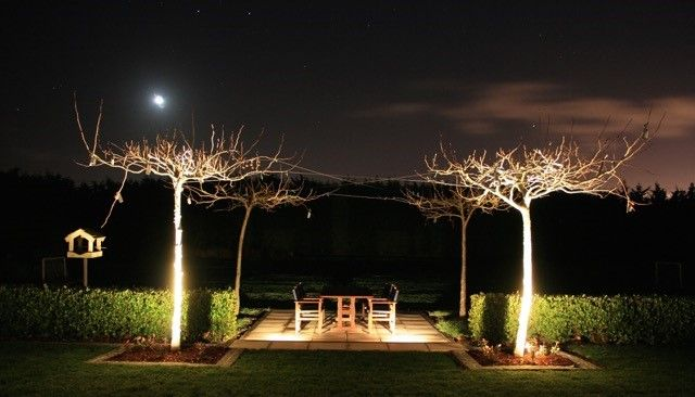 wonderful patio lighting