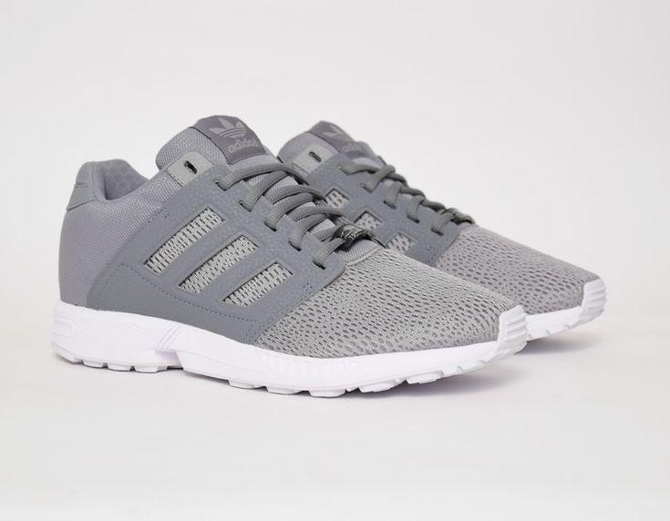 #adidas ZX Flux 2.0 Grey #sneakers