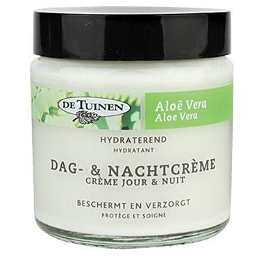 De Tuinen Aloë Vera Dag En Nachtcrème