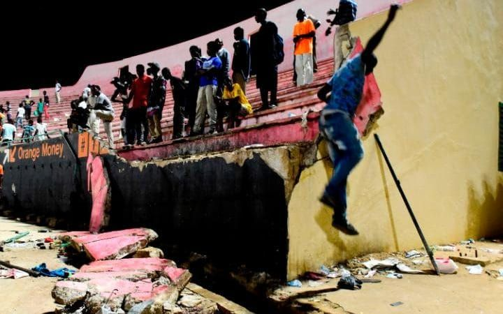 Senegal: Eight Dead in Wall Collapse at Demba Diop Stadium