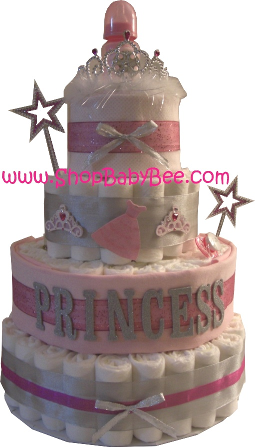 Windelkuchen Princess